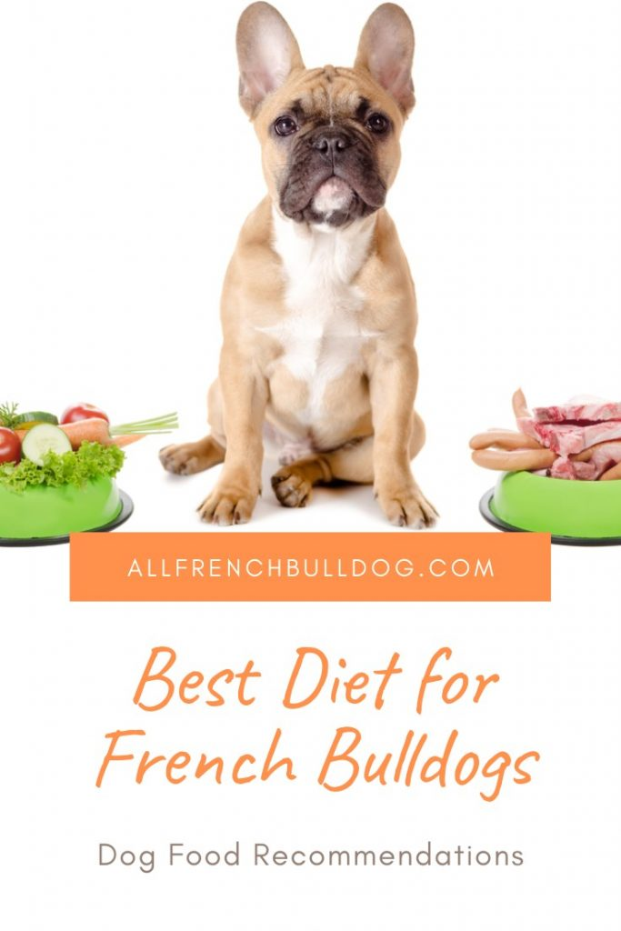 What Is The Best Diet for French Bulldogs